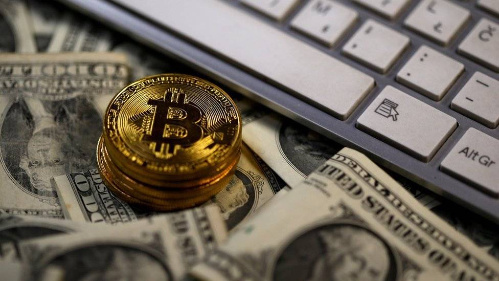 Bitcoins são moedas virtuais