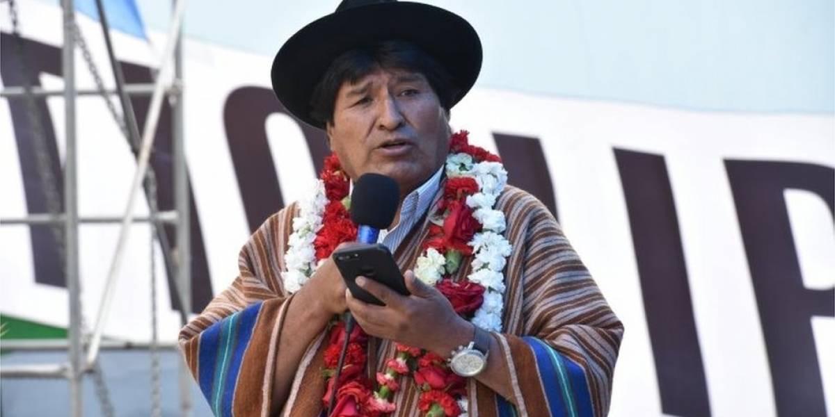 """""""Es el mandato del pueblo boliviano"""": el controversial fallo que permitirá a Evo Morales aspirar de forma ilimitada a la presidencia de Bolivia"""