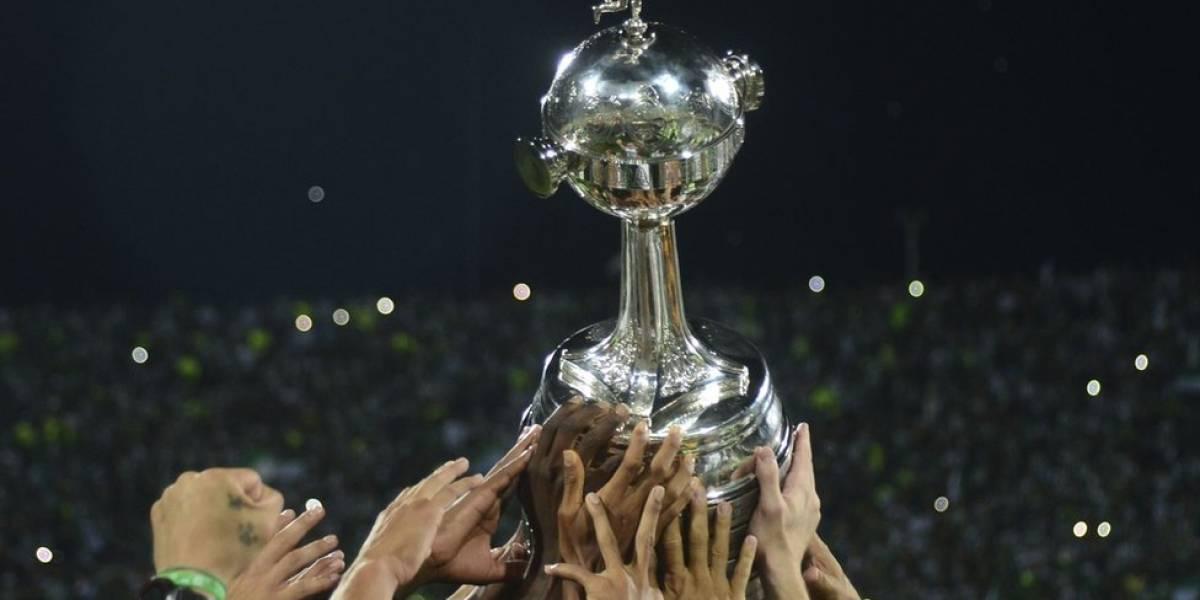 Los complicados y desfavorables bombos que tendrán los chilenos en el sorteo de la Libertadores