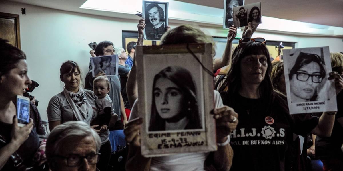 """""""Megacausa"""" ESMA: el histórico veredicto que condenó a los represores del régimen militar en Argentina por desapariciones, homicidios y """"vuelos de la muerte"""""""