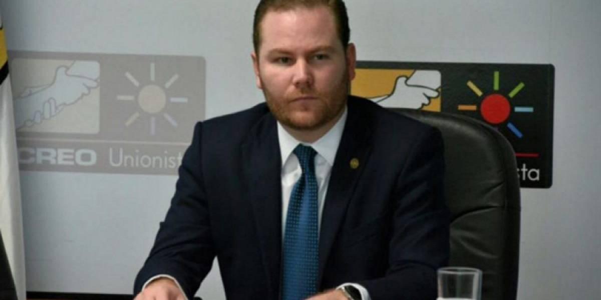 Diputados proponen al hijo del alcalde Arzú para dirigir el Congreso