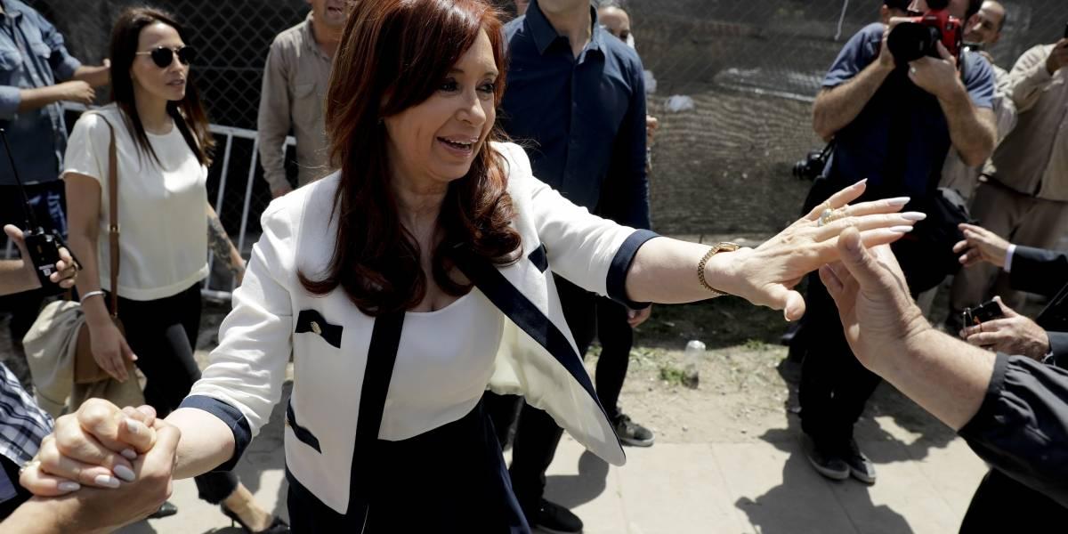Cristina Fernández regresa a la política argentina, ahora como senadora