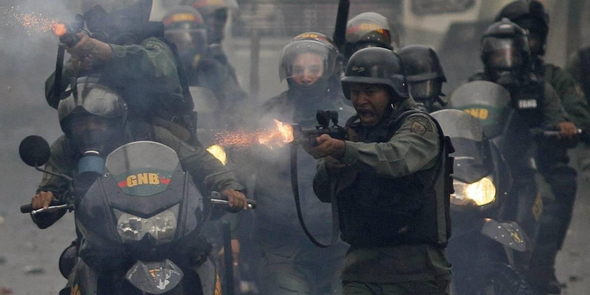 Nunca se había visto tal nivel de represión en Venezuela: Human Rights Watch