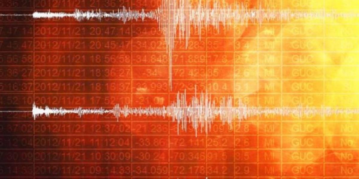 Sismo de 4,6 Richter despierta a los habitantes de la Región Metropolitana