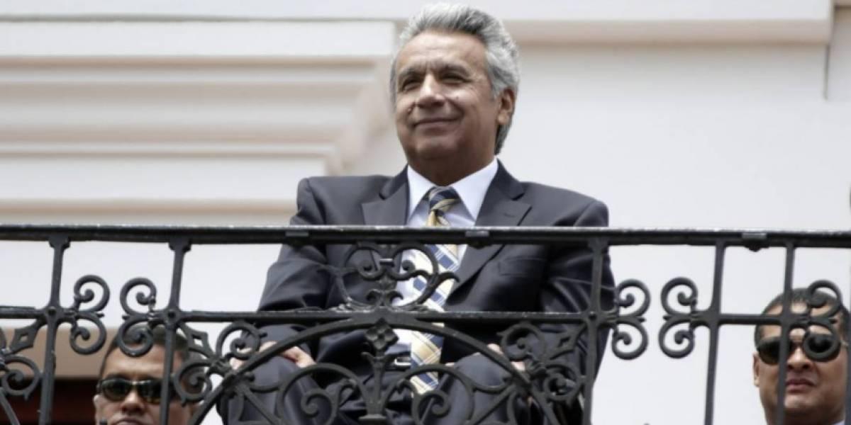 """Delegación del FMI realiza una visita """"protocolaria"""" a presidente de Ecuador"""