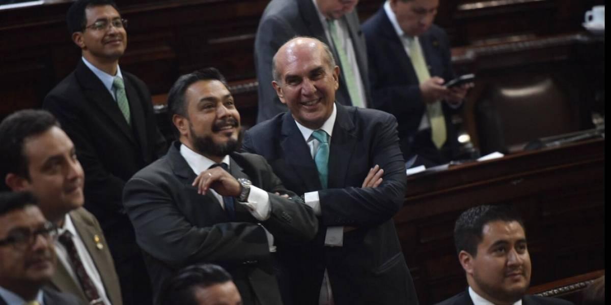 """Mario Taracena: """"Se fragua retroceso; diputados están resucitando el transfuguismo"""""""