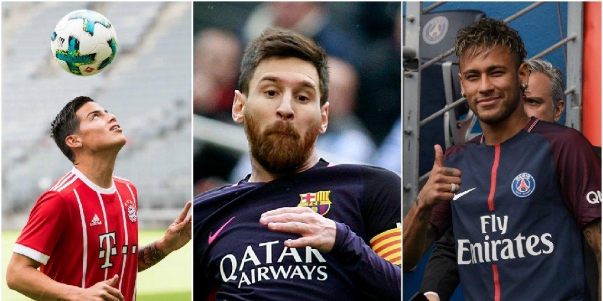 Los clubes de fútbol que mejor pagan a sus jugadores en el mundo