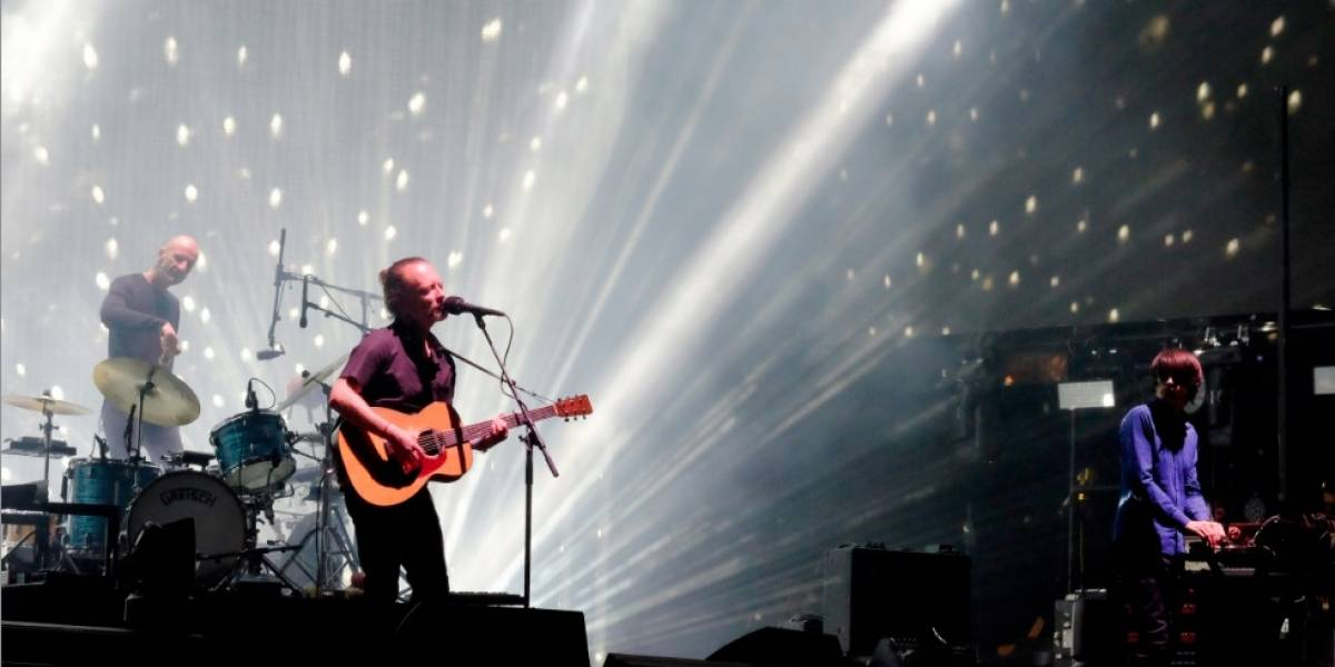 ¡Es una realidad! Radiohead se presentará en Colombia en 2018