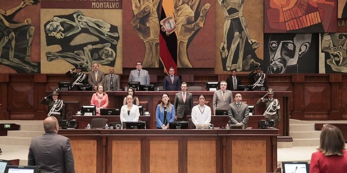 Asamblea Nacional aprueba Ley de Reactivación Económica
