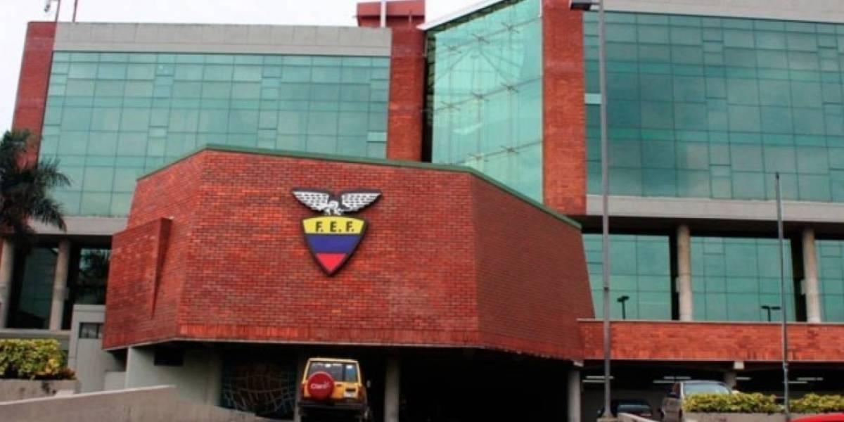FEF confirma horarios de la primera fecha del Campeonato Ecuatoriano de Fútbol
