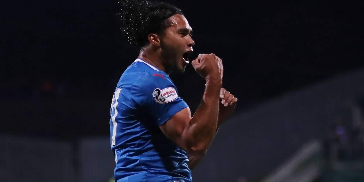 VIDEO: 'Gullit' Peña marca gol en victoria del Rangers