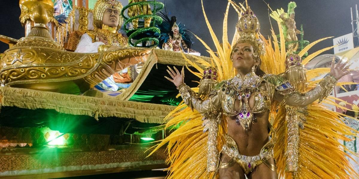 Escolas de samba cariocas vão receber R$ 8 milhões pela Lei Rouanet