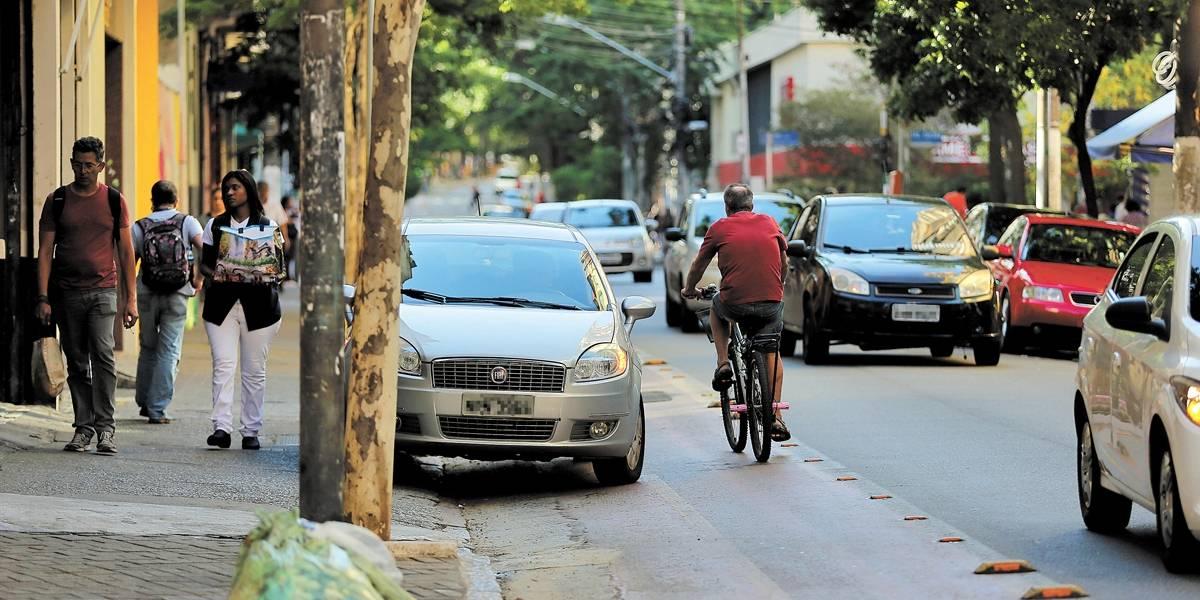 Desrespeito ao ciclista cresce 62% em 2017 na cidade de São Paulo