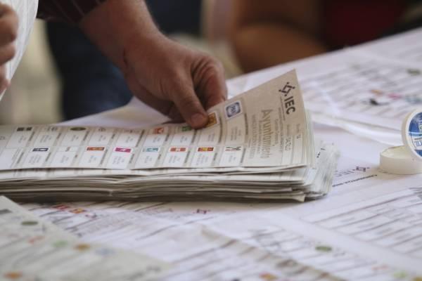 Los resultados podrán conocerse el mismo día de la elección.