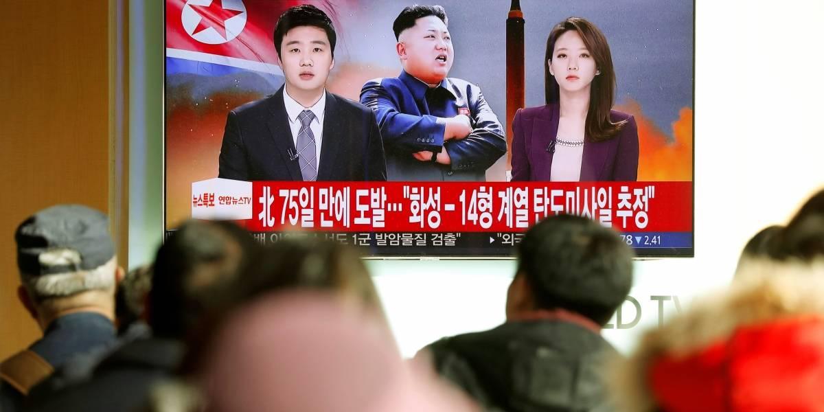 Coreia do Norte diz que míssil lançado é capaz de atingir todo território americano
