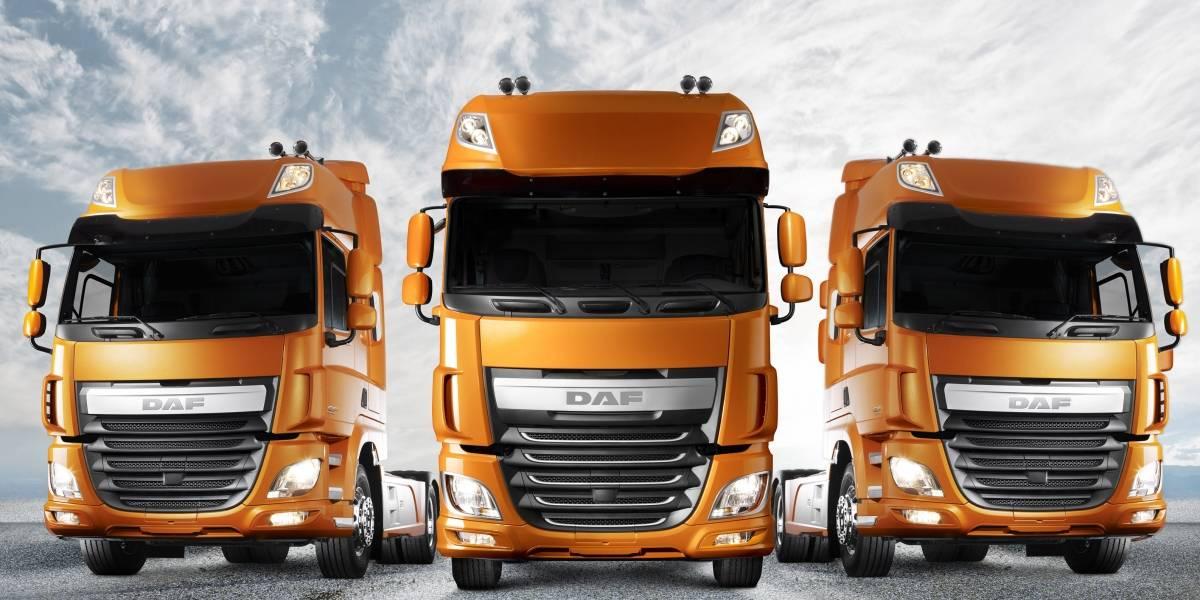 Nuevos camiones de DAF reciben importante reconocimiento