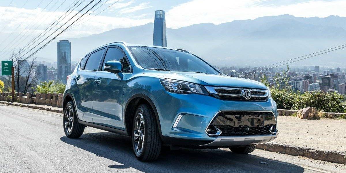 En Chile, DFM presentó mundialmente su SUV AX5