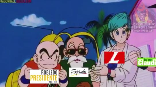 La escena de Dragon Ball que explica la unión de Petro con los independientes