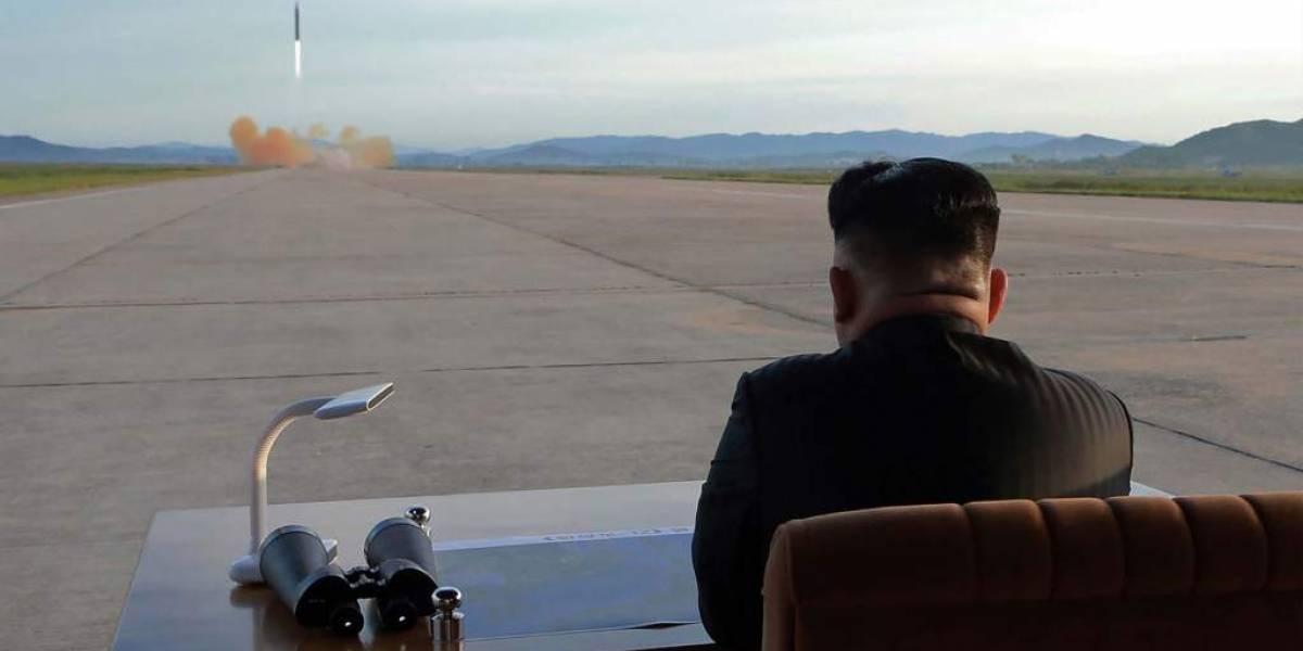 """""""Hwasong-15"""", el nuevo juguete de Kim: así es el misil nuclear de Corea del Norte """"capaz de alcanzar todo Estados Unidos"""""""