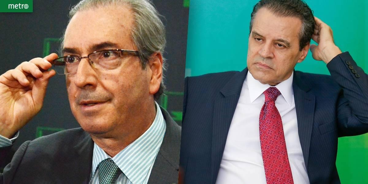 Eduardo Cunha e Henrique Alves são denunciados por corrupção e lavagem de dinheiro