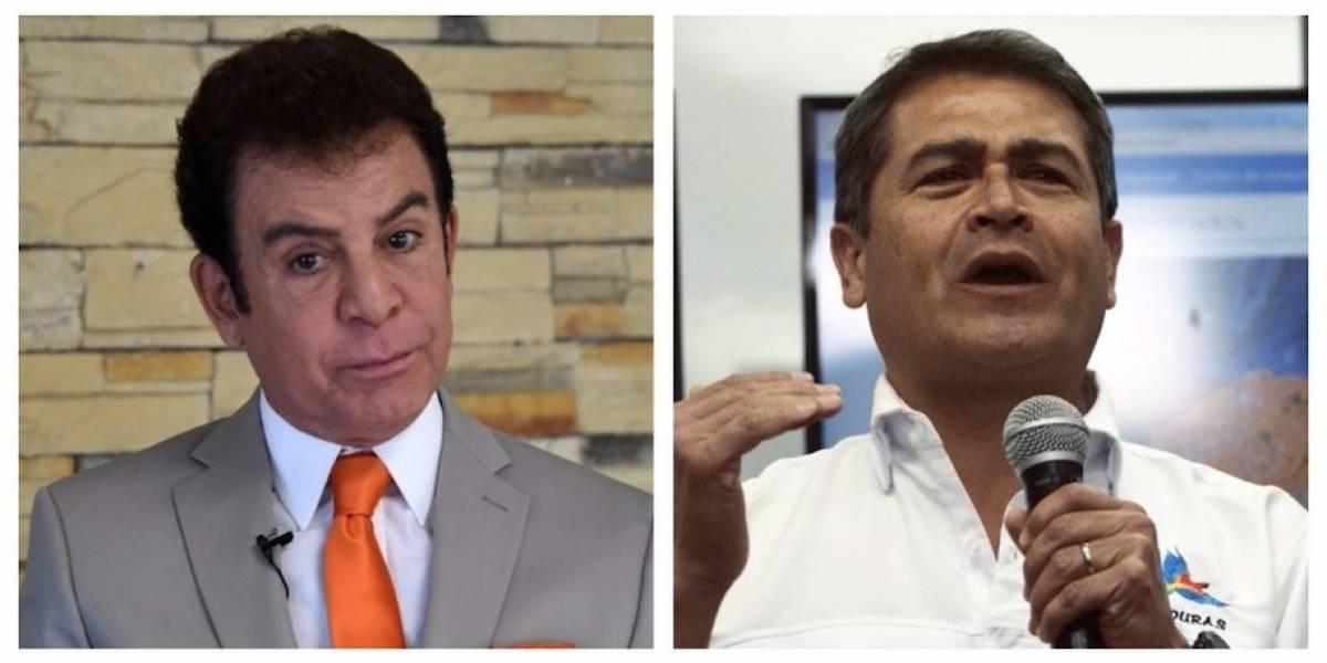 Elecciones en Honduras: Hernández reduce diferencia con Nasralla