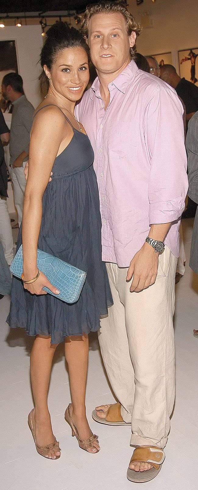 Meghan Markle y su ex