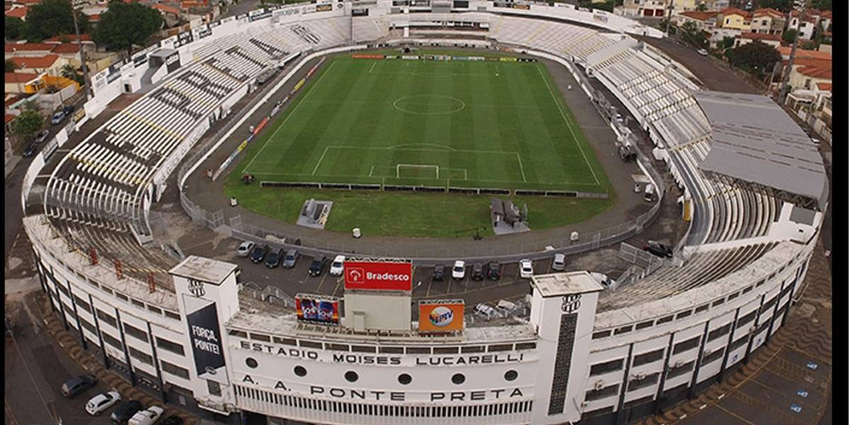 STJD interdita estádio e deixa a Ponte Preta sem torcida visitante