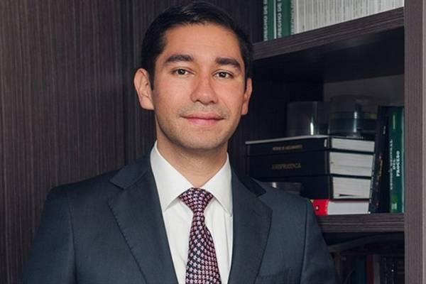Exfiscal Luis Gustavo Moreno