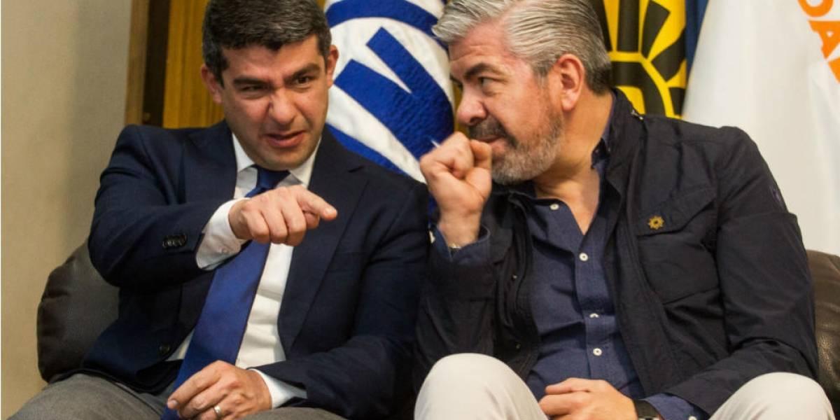 Frente CDMX deja en misterio elección de candidato