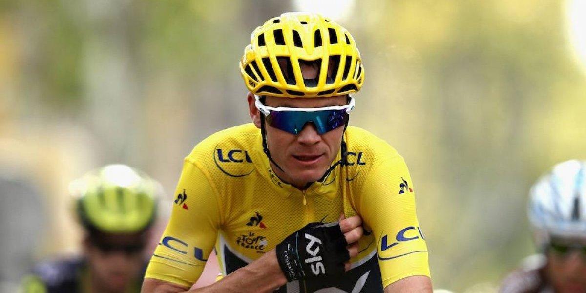 Chris Froome sí competirá en el Giro de Italia 2018