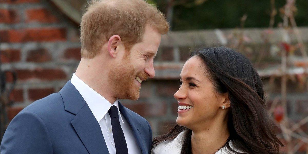 Canal anuncia atores que viverão Harry e Meghan — Filme
