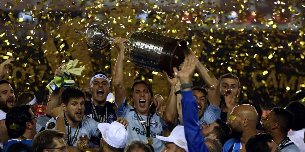 Grêmio volta a conquistar a América