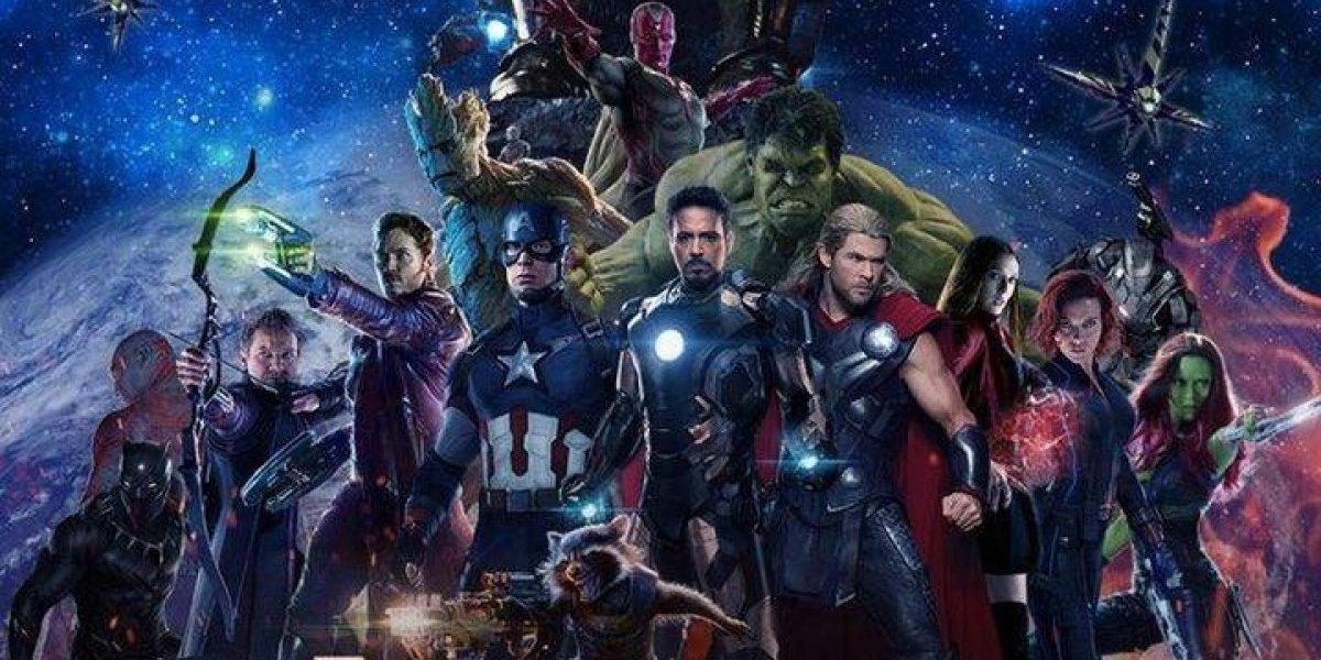 """¡Ya está aquí!: Marvel libera nuevo trailer para """"Los Vengadores: Guerra del infinito"""""""