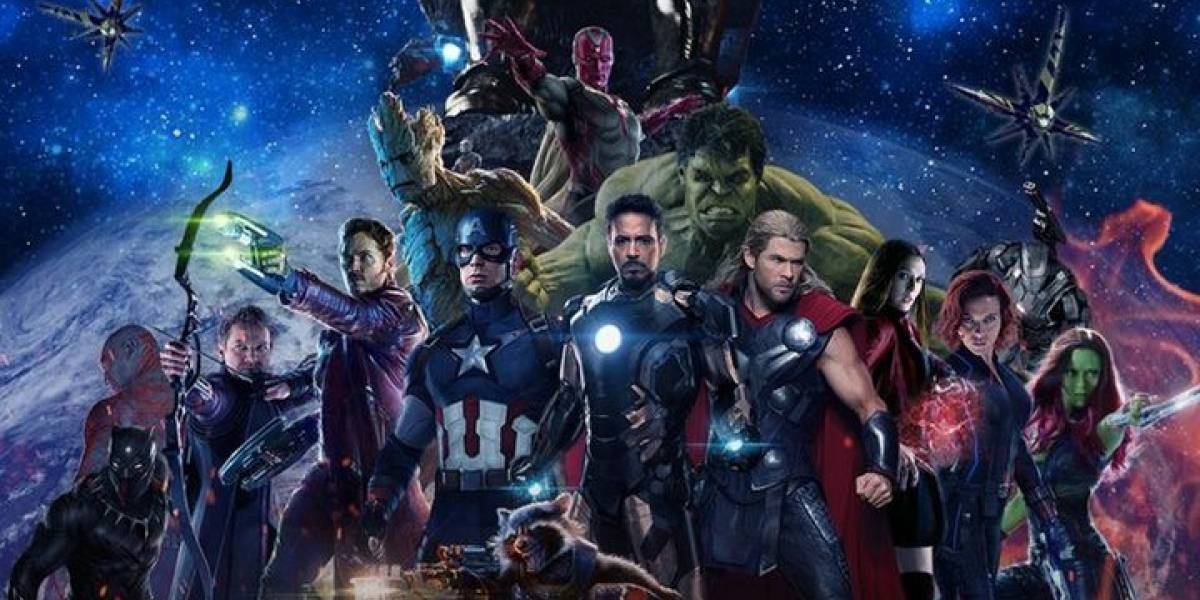 "Estrenan primer adelanto de ""Avengers: Infinity War"""