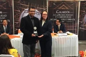Intecap Galardón