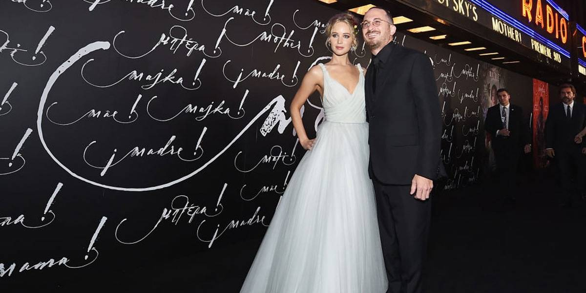 Jennifer Lawrence comenta namoro com Aronofsky: 'Não era saudável'