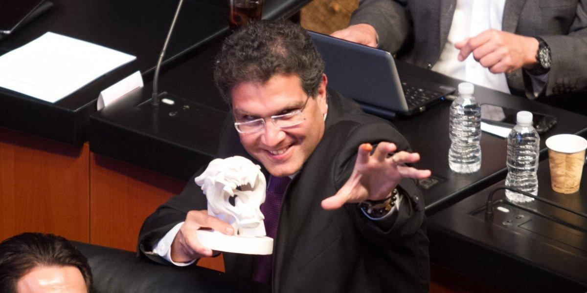 Tengo confianza en lograr el millón de firmas: Ríos Piter