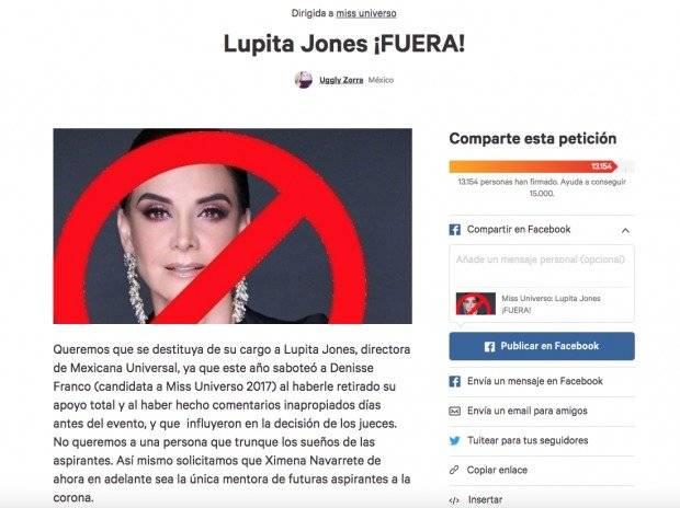 Lupita Jones