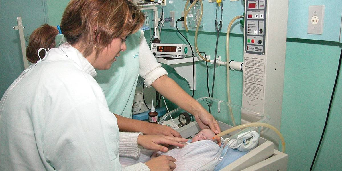 Paraná está perto de metas de redução em mortalidades no parto