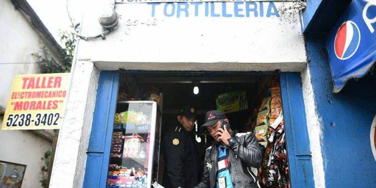 Autoridades investigan muerte de vendedora de tortillas en la zona 10