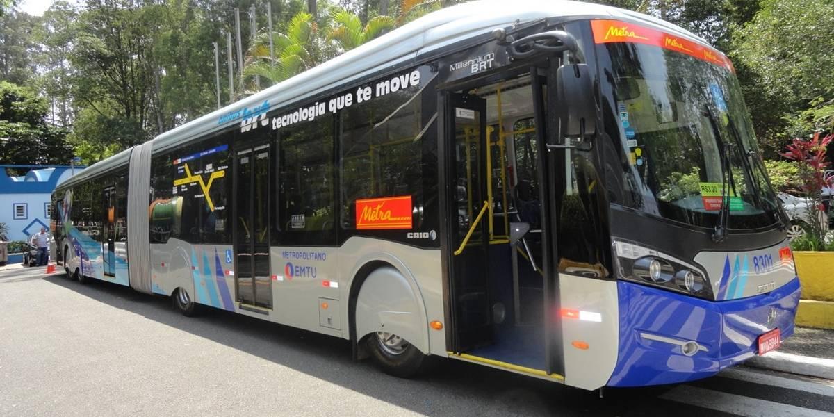 Brasil x Bélgica: EMTU anuncia operação especial de ônibus antes do jogo