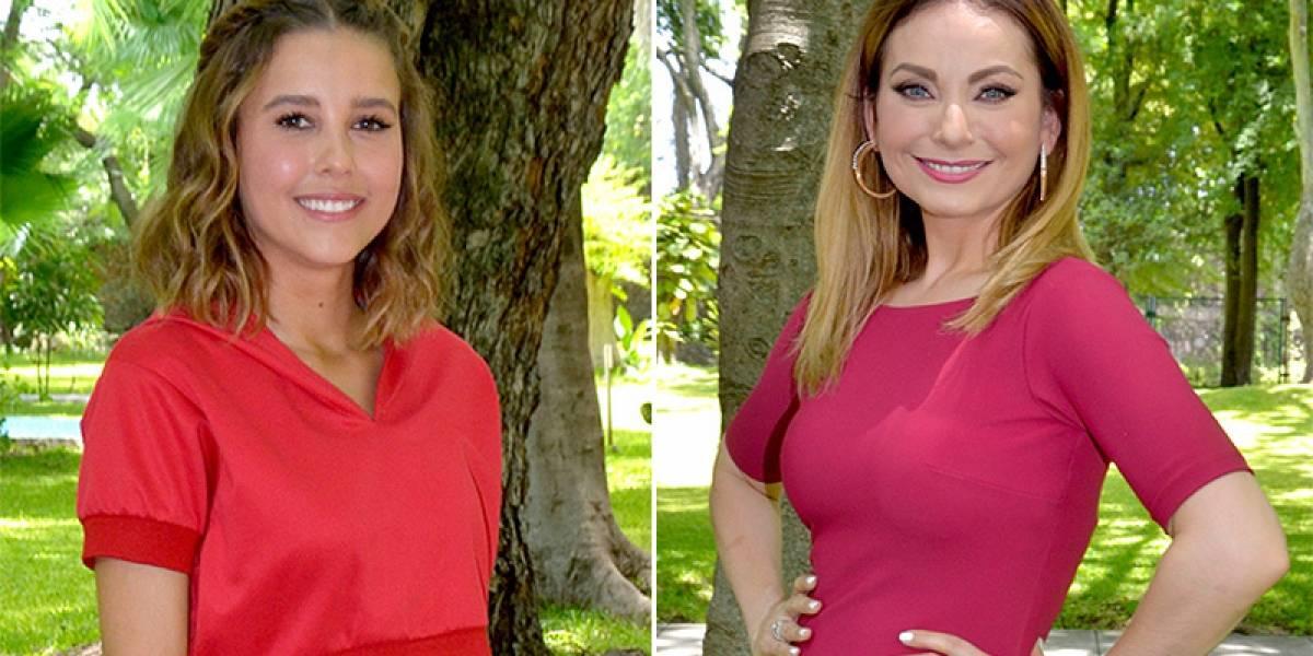 Elizabeth Álvarez habla sobre cachetada que le dio Paulina Goto