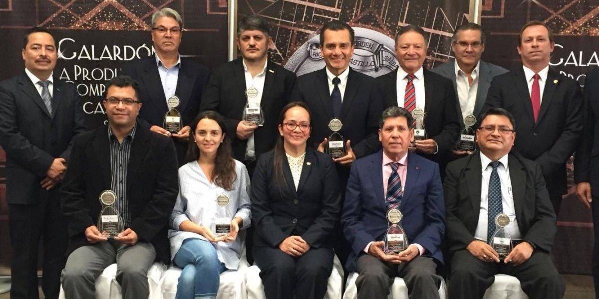 Intecap presenta nominados al Galardón a la Productividad y Competitividad 2017