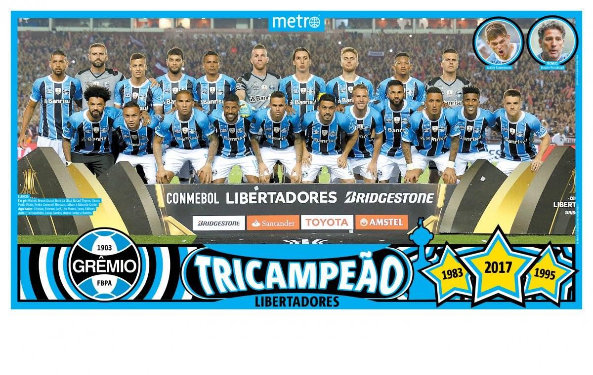 Pôster Grêmio