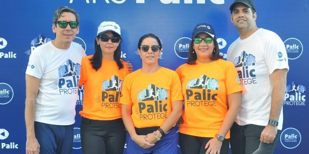 """#TeVimosEn: ARS Palic realiza segunda caminata """"Palic Protege"""""""