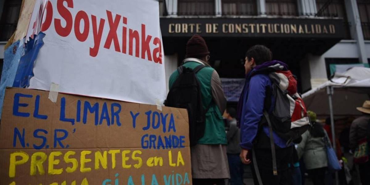 Pobladores de tres departamentos piden a la CC que suspenda proyecto minero