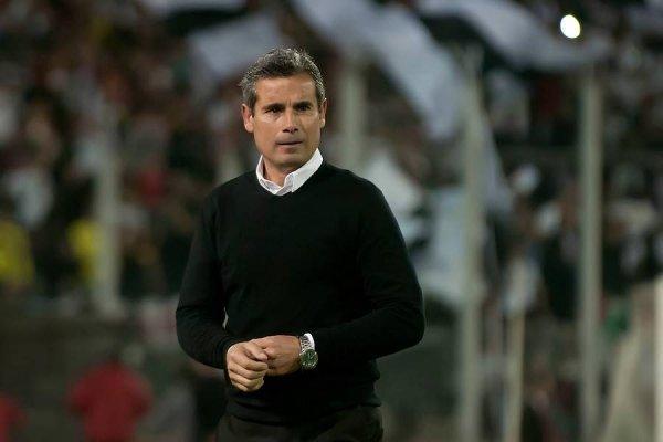 Miguel Ramírez tiene contrato vigente con San Luis hasta fines de 2018 / Foto: Photosport