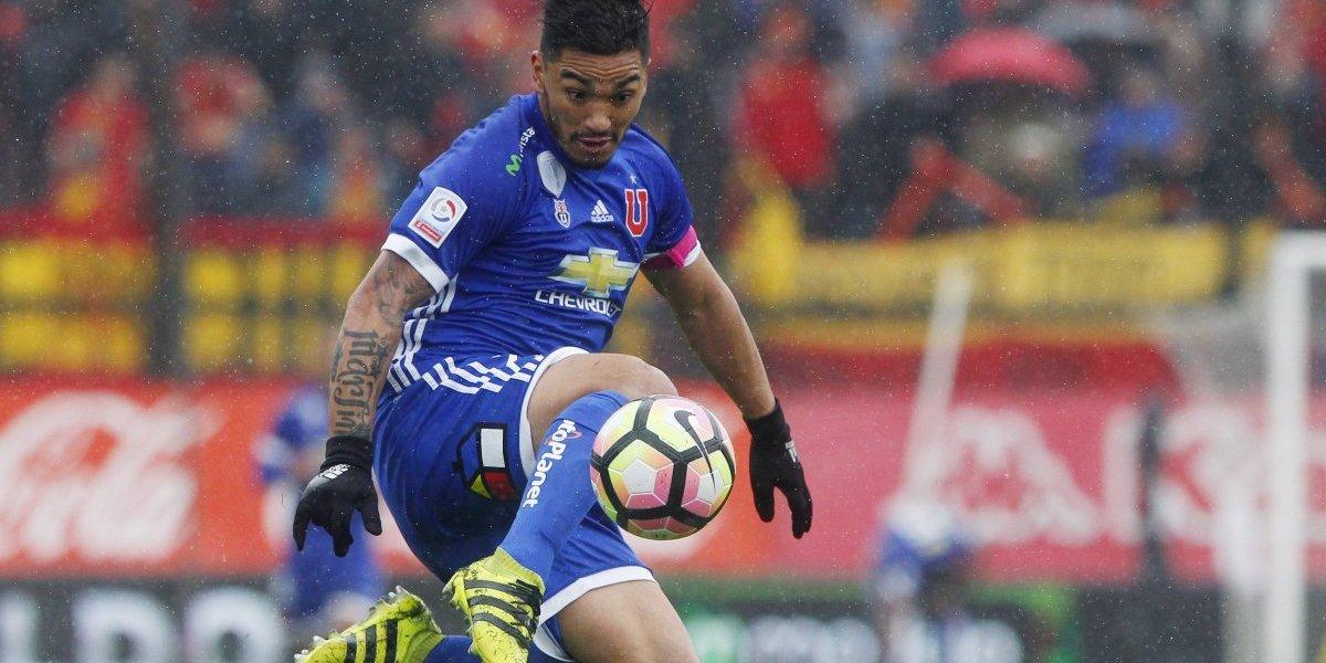 La U quiere extender el contrato de Lorenzo Reyes hasta el 2020