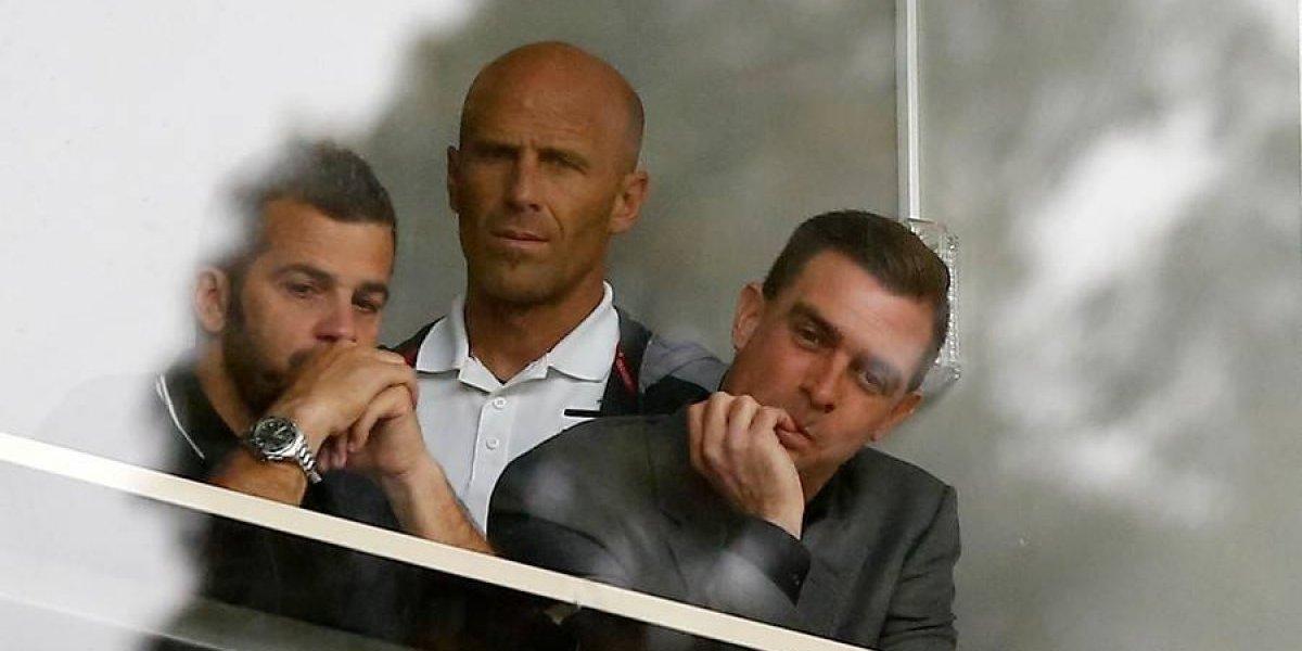 """Gerente deportivo de Unión Española criticó con dureza a Pablo Guede: """"Ha burlado las reglas muchas veces"""""""