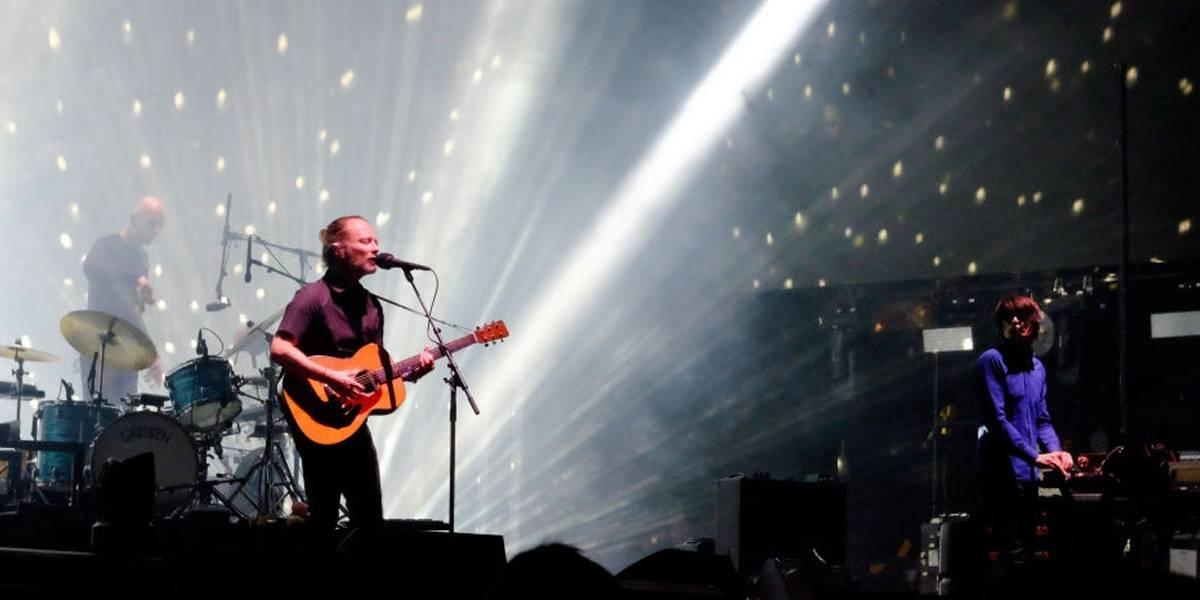 Venda de ingressos para shows do Radiohead em SP e no Rio começa nesta 4ª